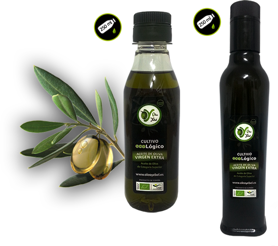 OLIVE OIL BOTTLES WITH NON REFILLABLE CAP